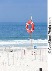 Barra Beach, Beira, Portugal