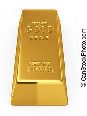 barra ouro