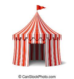 barraca circo