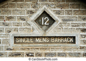Barrack