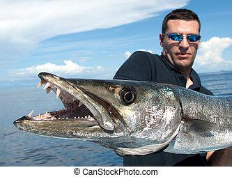 barracuda, gigante