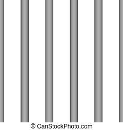 barre, prigione