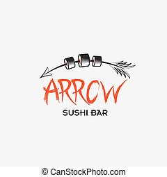 barre sushi, arrrow, restaurant