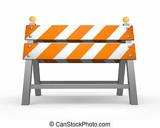 barreira estrada