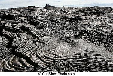 Barren Lava Fields