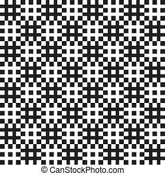 barrière, résumé, pseudo, seamless, fond, labirinth, carrés