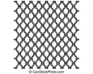 barrière, texture