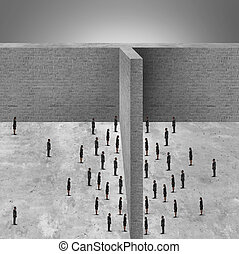barrière, zakelijk