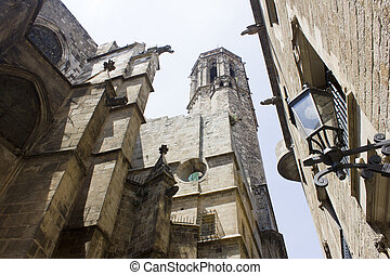 Barri Gotic, Barcelona, Spain