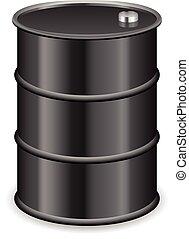 barril, óleo