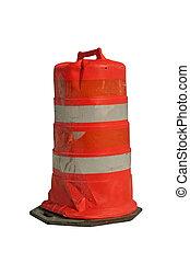 barril, construcción, -, aislado