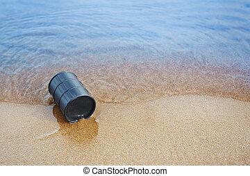 barril de aceite
