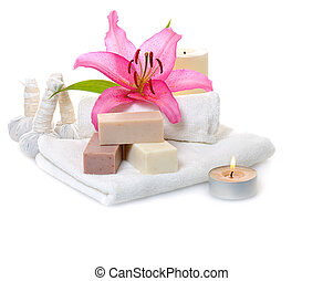 herbal spa soap