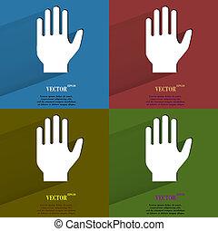 barva, dát, stop., hráč., byt, moderní, pavučina, knoflík, s, dlouho, stín, a, proložit, jako, tvůj, text.