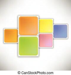 barvitý, čtverhran