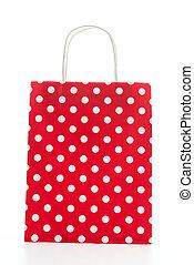 barvitý, nákupní taška