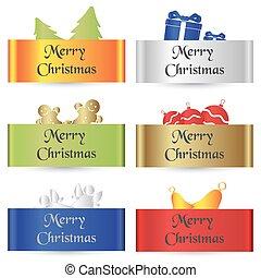 barvitý, noviny, stín, jednoduchý, merry christmas, karta, eps10