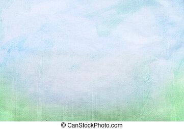 barwiony, akwarela, abstrakcyjny, tło
