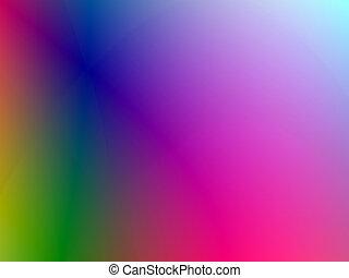 barwne tło