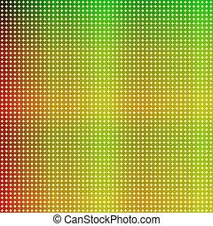 barwny, kropkuje, tło