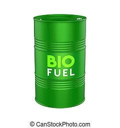 baryłka, biofuel, odizolowany