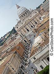 basílica, vía, conciliazione, roma, peter, s., della