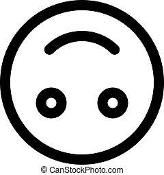 bas, dessus, emoji