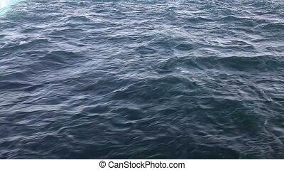 bas, inclinaison, chute eau, niagara