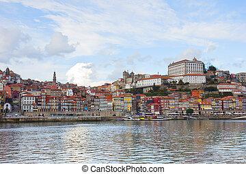 bas ville, porto, portugal