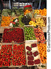 basamento frutta