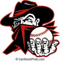 base-ball, bandit
