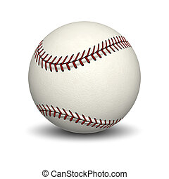 base ball - An image of a typical base ball