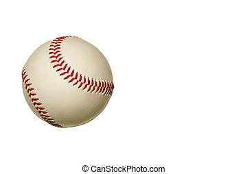 base-ball, isolé
