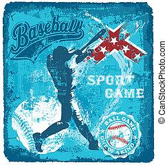 base-ball, sport, pâte