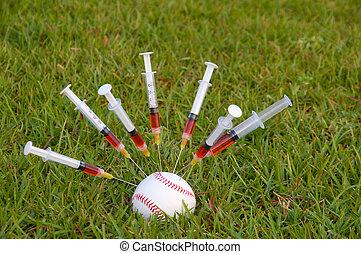 base-ball, stéroïdes