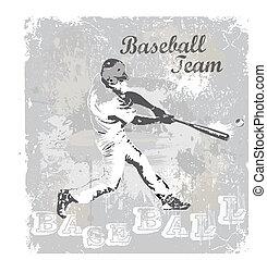 base-ball, succès