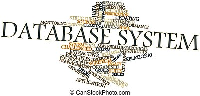 base de datos, sistema