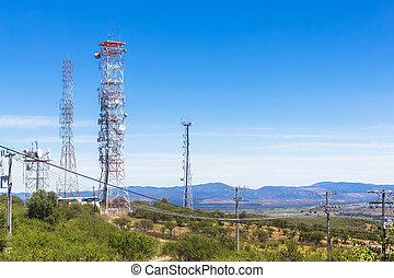 Base radio station