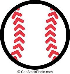 Baseball 2 Colors Pic