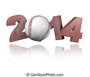 Baseball 2014 design