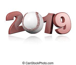 Baseball 2019 Design