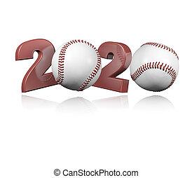 Baseball 2020 Design