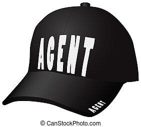 baseball, agente