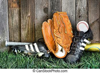 baseball americano, time.