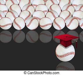 Baseball and Education.