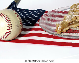 Baseball - As American as apple pie