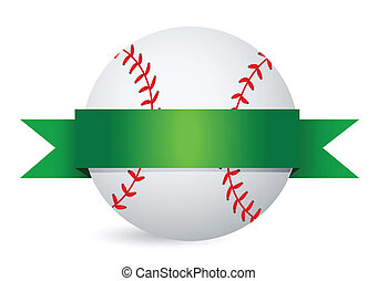 Baseball Award with blank gold label