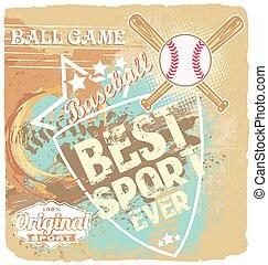 baseball best sport ever.eps