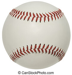Baseball Close Up