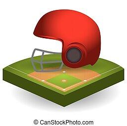 baseball club emblem icon